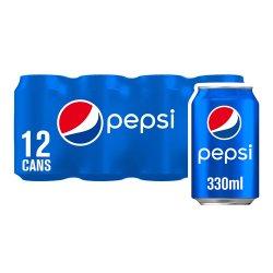 Pepsi 12 x 330ml