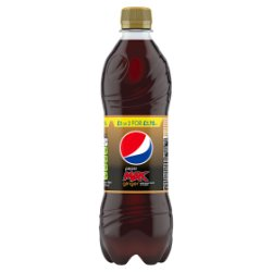 Pepsi Max Ginger 500ml
