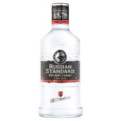 Russian Standard Vodka Original 20cl PMP