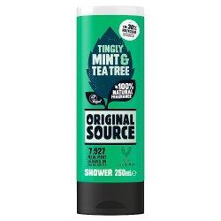Original Source Tingly Mint & Tea Tree Shower 250ml