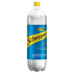 Schweppes Lemonade 2L PMP £1.49
