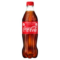Coca-Cola Original Taste 500ml PMP £1.25