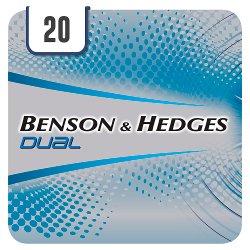Benson & Hedges Dual 20 Cigarettes