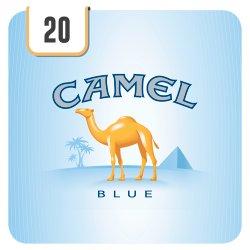 Camel Blue 20 Cigarettes