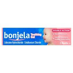 Bonjela Teething Gel 2 Months + 15g
