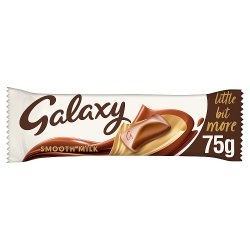 GALAXY® Smooth Milk 75g