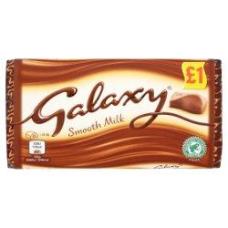 GALAXY® Smooth Milk 114g