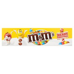 M&M'S® Merry Christmas Peanut 2 x 45g (90g)