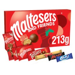 MALTESERS® and Friends Large Selection Box 213g