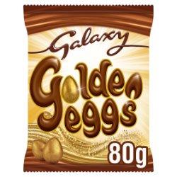 GALAXY® Golden Eggs 80g
