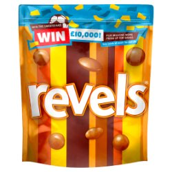 Revels Chocolate Pouch 101g
