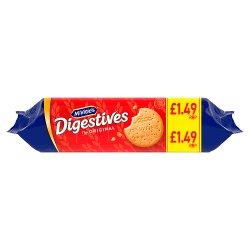 McVitie's Digestives The Original 400g