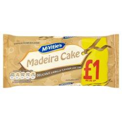 McVitie's Madeira Cake