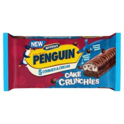 Penguin Cookies & Cream 5pk