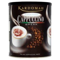Kardomah Sweetened Cappuccino Break 750g
