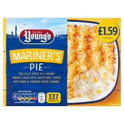 Young's Mariners Pie 300g