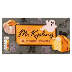 Mr Kipling Fiendish Fancies