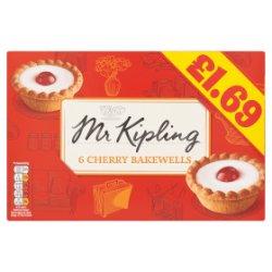 Mr Kipling Cherry Bakewell GBP1.69