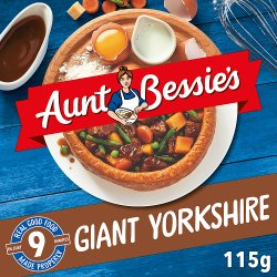 Aunt Bessie's Golden Giant Yorkshire 115g