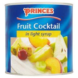 Princes Fruit Cocktail in Light Syrup 2.6kg