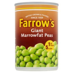 Farrow's Giant Marrowfat Peas 300g