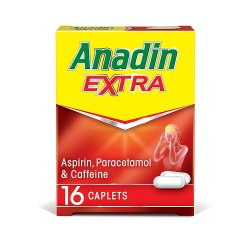 Anadin Extra Pain Relief Tablets 16s