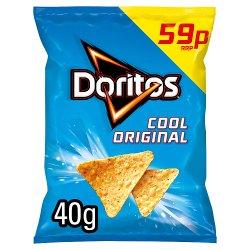 Doritos Cool Original Tortilla Chips 59p PMP 40g