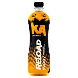 KA Reload Energy Mango 500ml