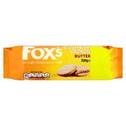Fox's Crinkle Crunch Butter 200g