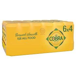 Cobra Premium Beer 24 x 500ml