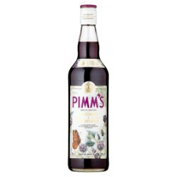 Pimm's Blackberry & Elderflower 70cl