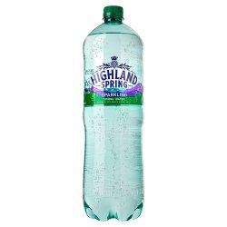 Highland Spring Sparkling Spring Water 1.5 Litre