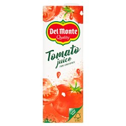 Del Monte Tomato Juice from Concentrate 1 Litre