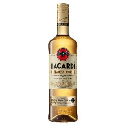 Bacardi Carta Oro 700ml