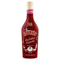 Baileys Red Velvet Cupcake Liqueur 70cl