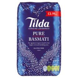 Tilda Pure Original Basmati 1kg