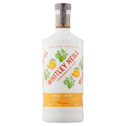 Whitley Neill Limited Edition Mango & Lime Handcrafted Gin 70cl