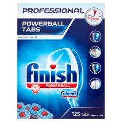 Finish Professional Powerball Tabs 125 Tabs 2125g