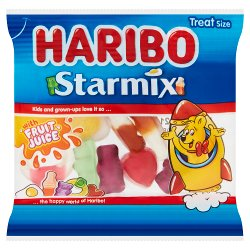 Haribo Starmix Mini Bag 16g