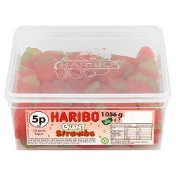 HARIBO Giant Strawbs 1056g