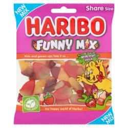 HARIBO Funny Mix Bag 140g