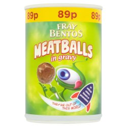 Fray Bentos Meatballs in Gravy 380g