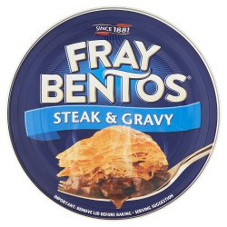 Fray Bentos Steak & Gravy 425g