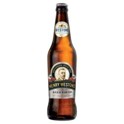 Henry Westons Aged Finish Cider 500ml