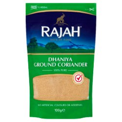 Rajah Dhaniya Ground Coriander 100g