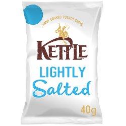 KETTLE® Lightly Salted 40g