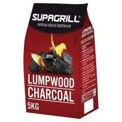 Supagrill Lumpwood Charcoal 5kg