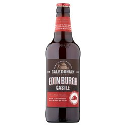 Caledonian Edinburgh Castle 80 Shilling Ale 500ml