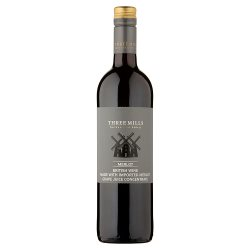 Three Mills The Varietal Series Merlot 75cl