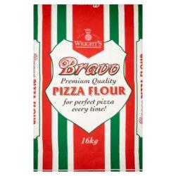 Wright's Bravo Pizza Flour 16kg
